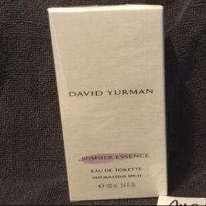 New David Yurman Summer Essence 3.4 EDT